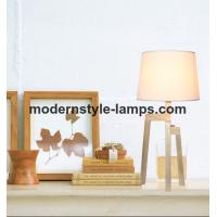 Cheap Easy Installation Modern Wood Lamp Indoor Lighting Electric Power Source for sale