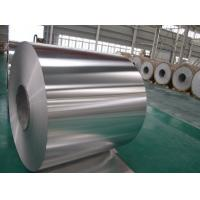 Quality Welded Structures Aluminium Foil Roll , Steering Plates Household Aluminum Foil wholesale