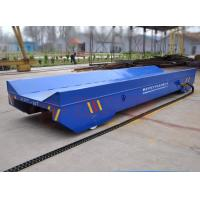 Quality Heat Proof Industrial Electric Carts , AC Rail Transfer Cart Dragged Cable Transport Trailer wholesale