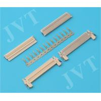 Quality FI-X Series Nylon 46 UL94V-0 Beige 1.0mm 30 Pin LVDS Connectors for Thin LCD Interface wholesale