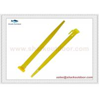 Quality Replaceable Plastic awning peg for outdoor camping tent wholesale