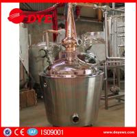 Quality Chivas Commercial Distilling Equipment To Make Ballantine Whisky wholesale