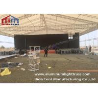 Quality 400 x 400mm Portable Stage Truss / Aluminum Spigot Truss For Event wholesale