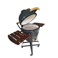 Quality 21 Inch Kamado Ceramic Outdoor Grill For Outdoor Indoor And Garden Parties wholesale