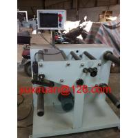Quality Automatic Blank Label Rotary Die Cutting & Slitting Machine Paper Roll Die Cutter wholesale