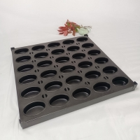China Carbon Steel Cake Mould 600x600 Number Baking Trays on sale