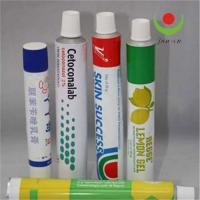 China Aluminum tubes for pharmaceutical ointment on sale