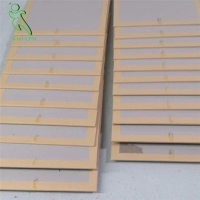 China 400gsm 450gsm 500gsm Grey Back White Coated Duplex Board on sale