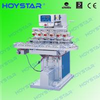 China 6 color pad printing machine for plastic baby feeding bottle on sale