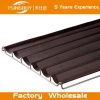 Cheap Factory wholesale bread baking aluminum sheet-baguette baking tray-on-stick french baguettes baking tray for sale