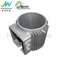 China Metal Alloy Aluminum Die Casting Motor Body with Hassel Free Installation on sale