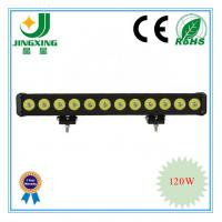 Quality Single row cree led light bar 120w led light bar wholesale