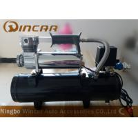 Quality 1.8CFM 12V Portable Air Compressor For Car With 8L Tank CE Approved wholesale