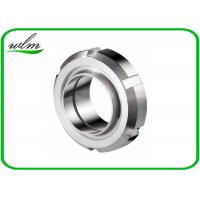 Quality ISO2853 Sanitary Union Couplings Set Stainless Steel Sanitary Pipe Fittings wholesale