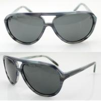 Quality Acetate Frame Sunglasses Protect Eyes From Ultraviolet Rays wholesale