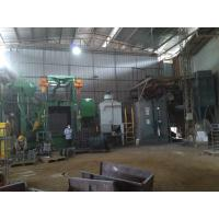 Heat Treated Hook Type Shot Blasting Machine For Complex - Shaped Workpieces YL-3