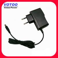 Quality Wall Mount EU Plug 12W 12V 1A Switching Power Adapter For CCTV Security wholesale