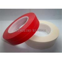 Quality 155℃ Electrical Insulating Materials Crepe Paper / Fiberglass Adhesive Tape For Transformer wholesale