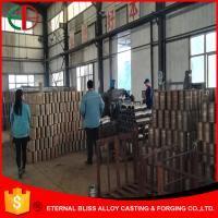 China ASTM Centrifugal Cast Ductile Cast Iron Pipe EB12216 on sale