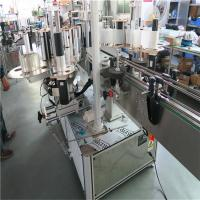 Quality Plastic Buket Single High Speed Labeling Machine , Two Side Labeling Machine wholesale