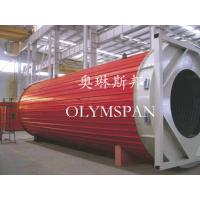 Quality Horizontal Heating Thermal Oil Boiler Electric For Wood , Safe Monitor Device wholesale