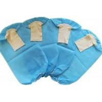 China Disposable Non Woven Protective Arm Sleeves, SMS Waterproof Arm Sleeve Protectors on sale