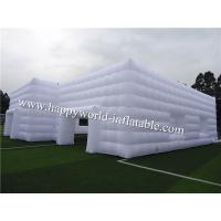 China inflatable wedding tent , cube tent , party tent for sale , tradeshow tent usage on sale