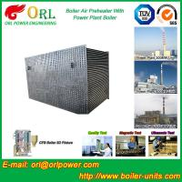 Quality 80 Ton Gas Boiler Air Preheater In Thermal Power Plant , Air Pre Heater wholesale