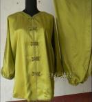 Quality pure silk female wushu uniform  wholesale