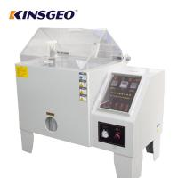 Quality 600L Salt Spray Testing Services , Salt Spray Corrosion Test Chamber For Painting wholesale
