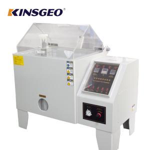 Quality 90×60×50cm 108L Volume Salt Mist Test Chamber , Salt Spray Testing Services with Anti Corrosion wholesale