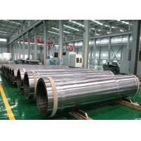 China 431 444 446 Stainless Steel Round Pipe , Thin Wall Stainless Steel Tube on sale