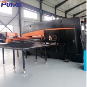 China High Speed Amada Cnc Punching Machine , Sheet Metal Stamping Machine For Kitchen Equipment on sale
