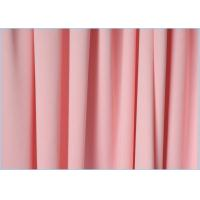 Quality Plain Dyed Needle  Micro Shiny Polyester Microfiber Fabric for Clothing & Garment 1.6m * 140gsm wholesale