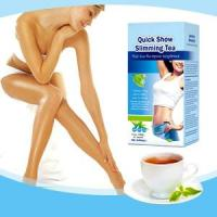 Quality 100% Natural Herbal Quick Show Slimming Tea 045 wholesale