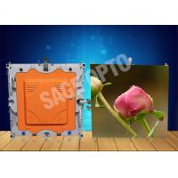 Quality Indoor High Brightness Ultra Thin HD LED Displays 6mm seamless assembling wholesale