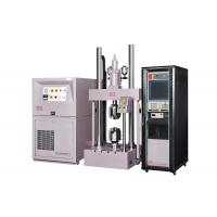 Quality Digital Fatigue Testing Machine Of Metals Sine / Triangular / Square Waveform wholesale