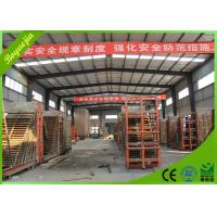 Quality Eps cement sandwich panel production line , lightweight wall panel machine wholesale
