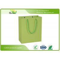 Quality Customized Shape Printed Paper Gift Bags with UV Coating Offset Printing wholesale