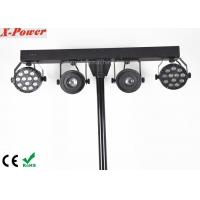 Quality 220V 2 * 10W Led Kaleidoscope Light / Wash Effect Professional Disco Dmx Led Par Cans wholesale
