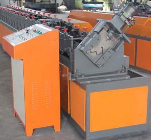 Quality Galvanized Steel Roller Shutter Door Frame Roll Forming Machine Window Type wholesale