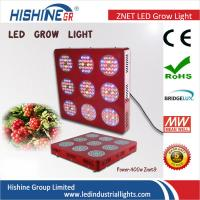 Quality Indoor 600 Watt Led Plant Grow Lights Full Spectrum Advanced Efficient Grow Lights wholesale
