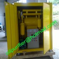 Quality Mobile Single-stage Vacuum Transformer Oil Purifier,Portable Insulation Oil Filtration Plant,recover dielectric strength wholesale