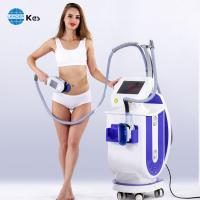 Quality 2 Handles Cryolipolysis Machine , Fat Freezing Weight Loss Machine MED-340 wholesale