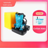 China Energy Saving Automatic Water Pump 0.125KW 0.15HP ZZHM-125A With Free Face Masks on sale