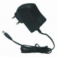 China 12W PSE AC/DC Adapter for POS Terminal, Measuring 82 x 43 x 31mm with CE, EMC Approvals on sale