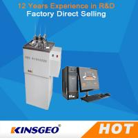 Cheap AC220V±10%、50Hz、30A Thermal Deformation Plastic Testing Machine Vicat Softening for sale