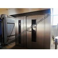 Quality 3 Phase Electric Rotating Rack Oven 20-350 Degree Flexible Spray Steam wholesale