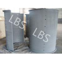 Quality split lebus grooved drum ,carbon or cusomer requirement wholesale