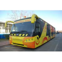 Quality Airport Transfer Bus Diesel Engine Bus With 02 nr Driver Cabin Door A5300 wholesale